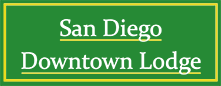 San Diego Downtown Lodge - 1345 Tenth Ave, San Diego, California 92101